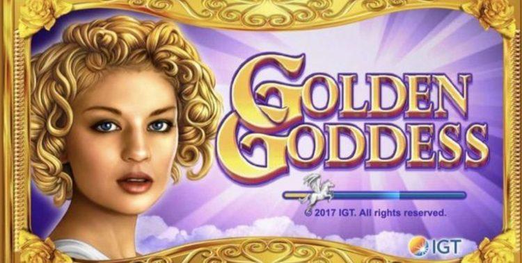 Golden Goddess Slots