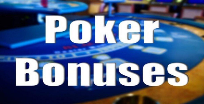 Poker Bonuses For New Players